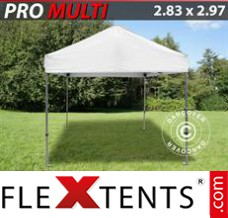 Folding canopy Multi 2.83x2.97 m White