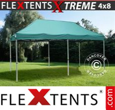 Folding canopy Xtreme 4x8 m Green