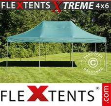 Folding canopy Xtreme 4x6 m Green