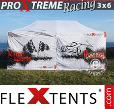Folding canopy PRO Xtreme Racing 3x6 m, Limited edition