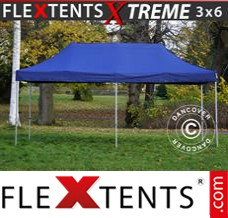 Folding canopy Xtreme 3x6 m Dark blue
